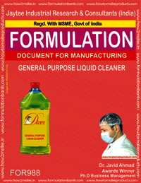 General Purpose Liquid Cleaner