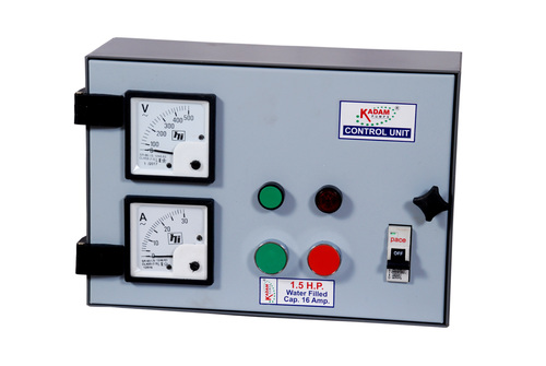 Automatic Control Panel