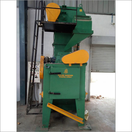 Tum Blast Type Shot Blasting Machine