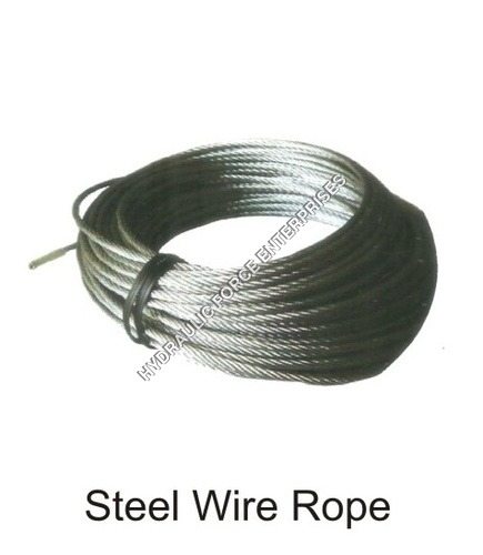 Steel Wire Rope - Steel Wire Rope Exporter, Manufacturer, Service ...