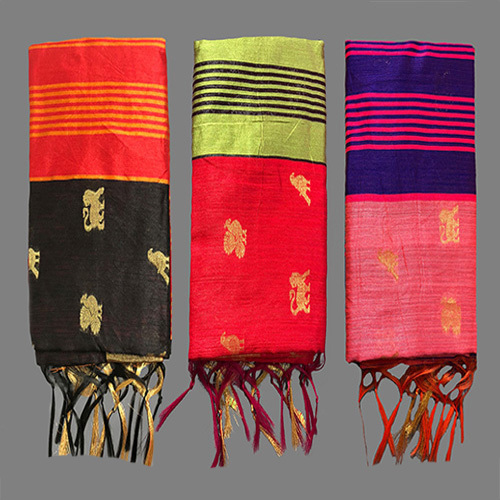 Banarasi Raw Silk Saree