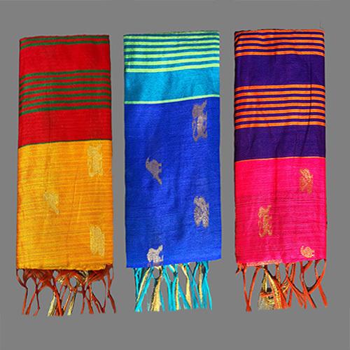 Banarasi Raw Silk Saree