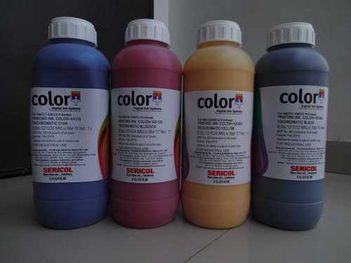Sericol Solvent Ink