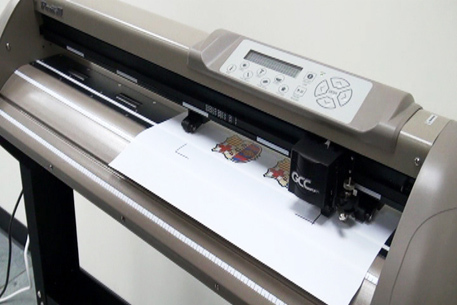 GCC Cutting Plotter