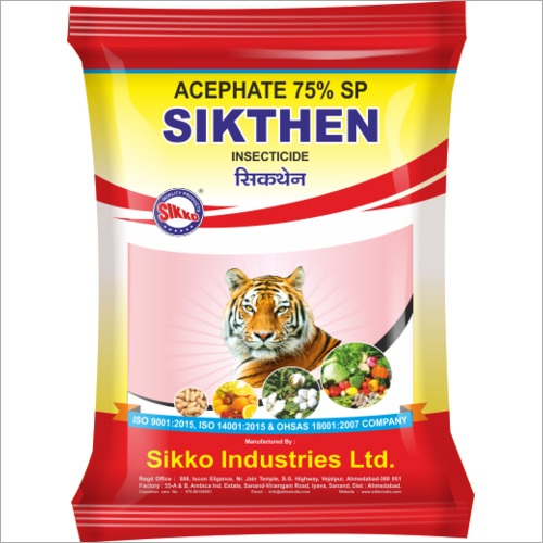 Acephate 75% SP Sikthen