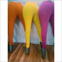 V-cut Churidar Lycra Leggings