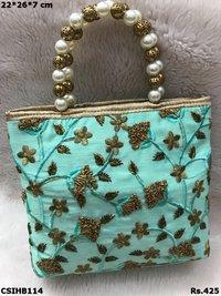 Beautiful Embroidered Handbag
