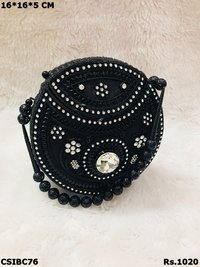 Round Shape Metal Clutch