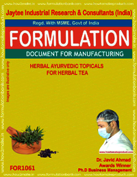 Herbal Ayurvedic Topicals for Herbal Tea