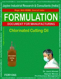 Chlorinated Cutting Oil