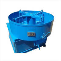 Roller Pan Mixer Machine