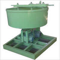 Electric Pan Mixer Machine
