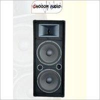 Ahuja Speaker Box Type Dual 15
