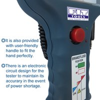 FIRSTINFO TOOLS Brake Fluid Quality Tester