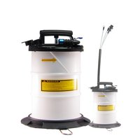 6L Pneumatic and Manual Operation Oil Extractor