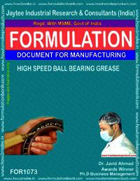 High Speed Ball-Bearing Grease