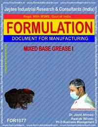 Mixed Base Grease