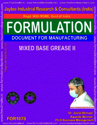 Mixed Base Grease-II