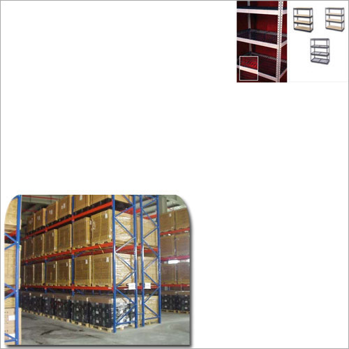 Skeleton Rack for Warehouse