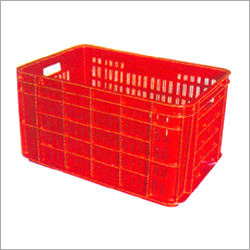 Stackable Plastic Crate