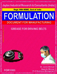 Grease For Driving Belts