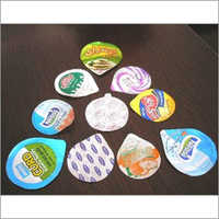 Yogurt Cup Packaging Sealing Lid