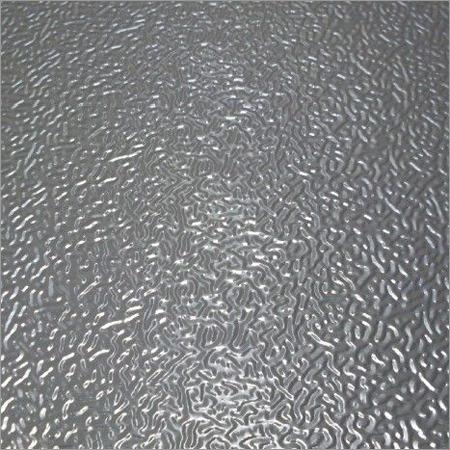 Embossed Aluminium Foils