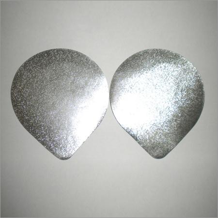 Embossed Heat Seal Aluminium Lid