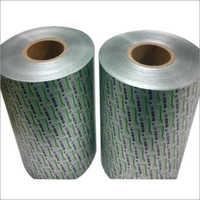 Laminated & Printed Aluminium Foil Jumbo Rolls