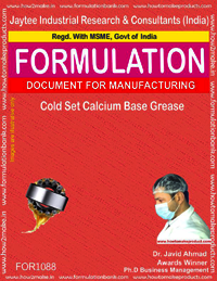 Cold Set Calcium Base Grease