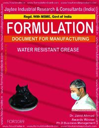 Water Resistant Grease