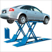 Workshop Car Lift