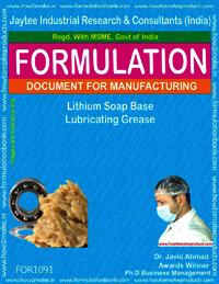Lithium Soap Base Lubricating Grease