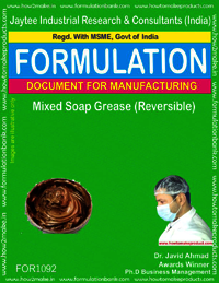 Mixed Soap Grease Which are Reversible