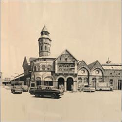 Prakash Borade - Crawford market