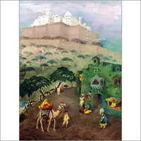 Harinath Peddada - Village Scene