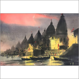 Esha Singha - Temple Series