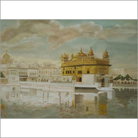Babita Panwar - The Golden Temple