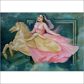 Seema Singh - Fairy Horse