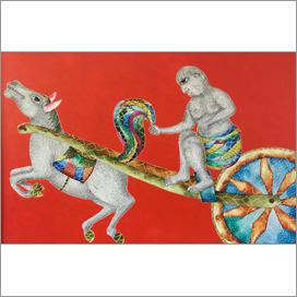 Chariot Acrylic