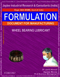 Wheel Bearing Lubricant