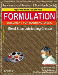 Mixed Base Lubricating Greases