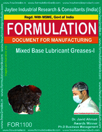 Mixed Base Lubricant Greases-I