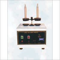 Bulk Density Test Apparatus