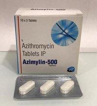 TAB. AZIMYLIN-500