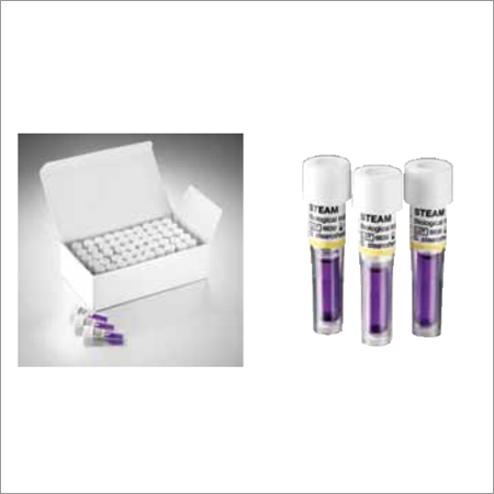 SporView 10 Self Contained Biological Indicators