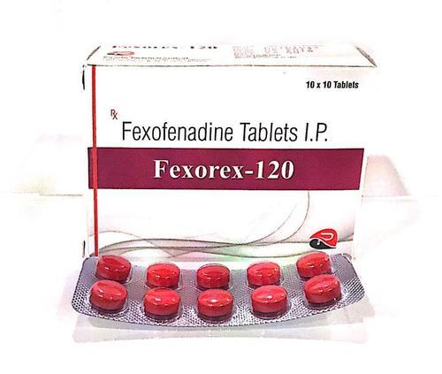 33.TAB. FEXOREX-120