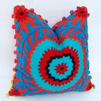 Suzani Cushion Cover Set