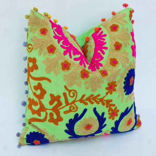 Decorative Suzani Cushion Cover Set