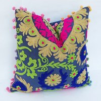 Suzani Handmade Work Cushion Cover